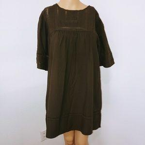 NWT Zara Shift Dress with Shorts